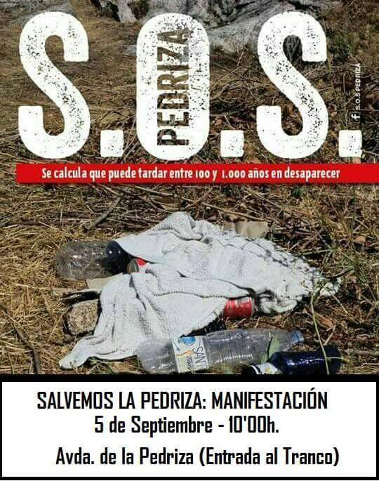 SOS PEDRIZA